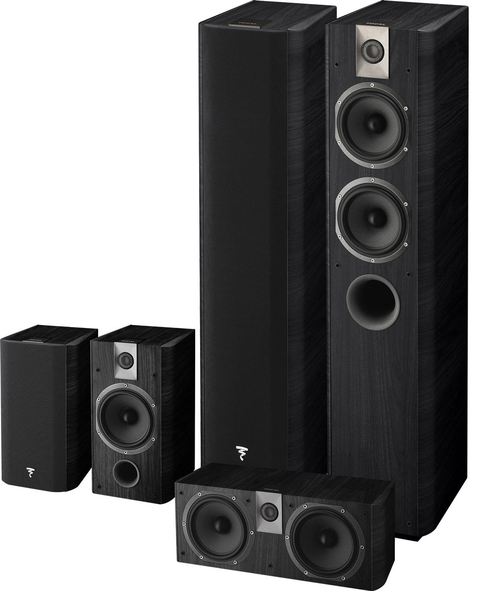 The new Focal Chorus 600 Series speaker range is now