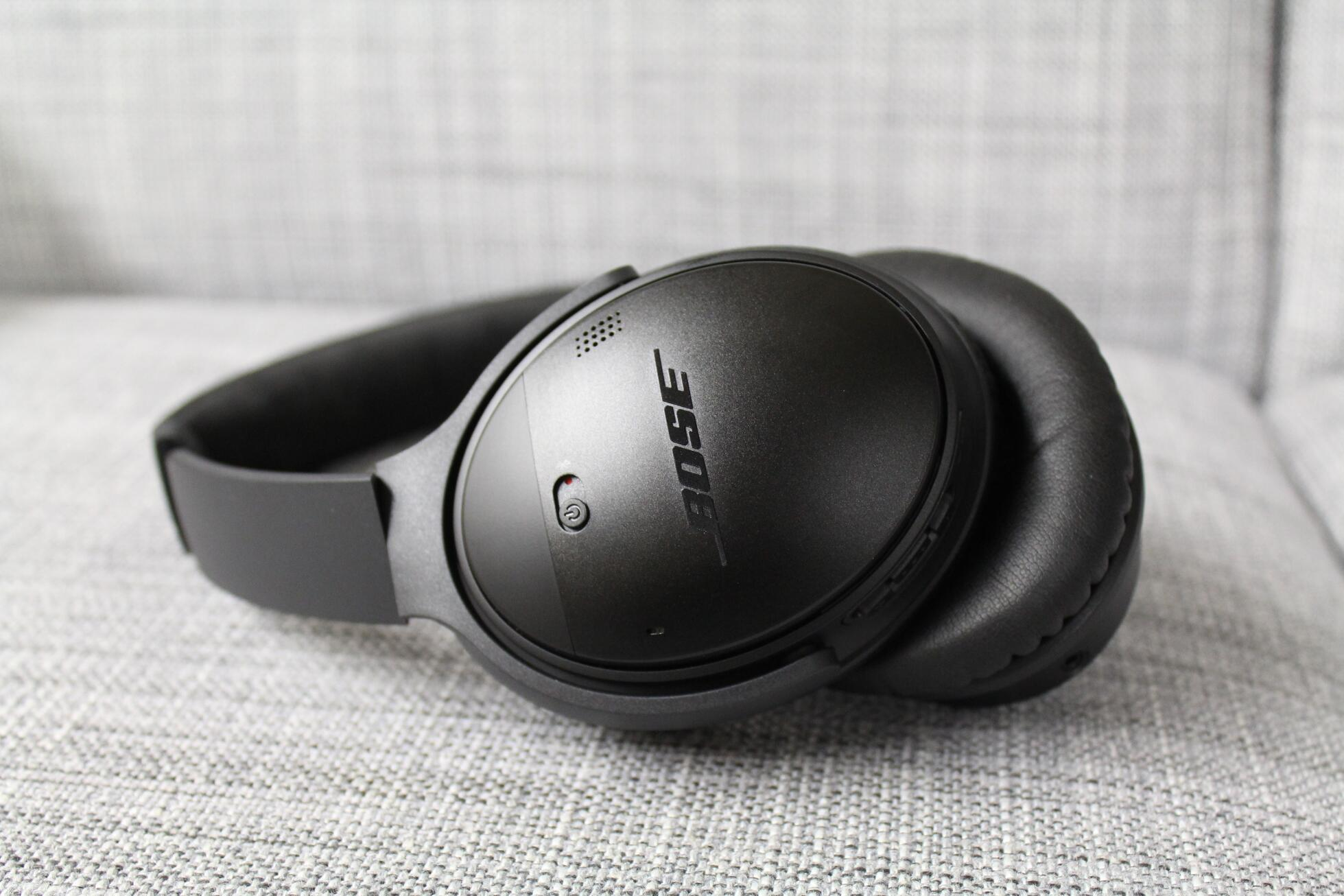 0c65cb5ff Review: Bose QuietComfort 35 II - Son-Vidéo.com: blog