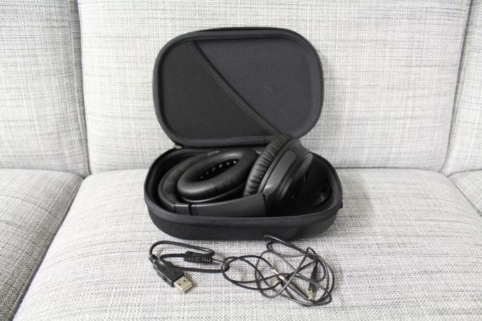 Test Bose QuietComfort 35 II