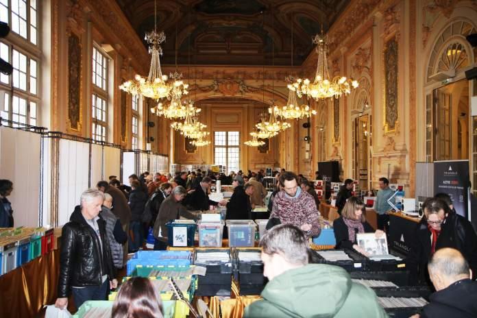 Vinyle Expo - Levallois Perret