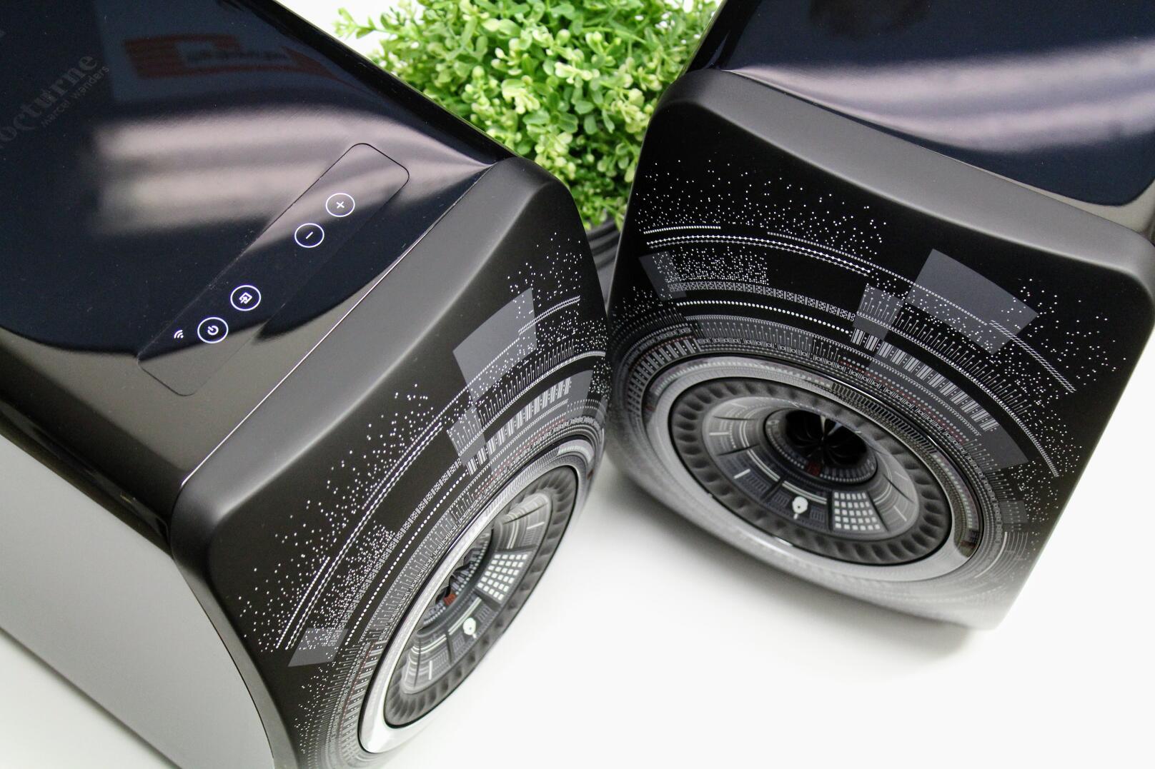 test kef ls50 wireless marcel wanders le blog de son vid. Black Bedroom Furniture Sets. Home Design Ideas