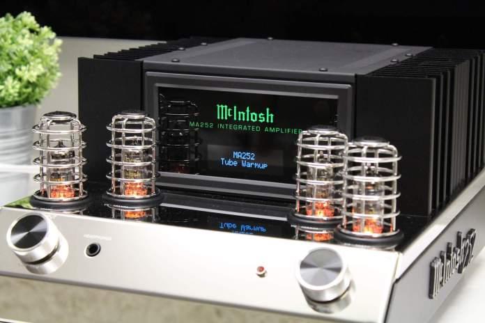Test McIntosh MA-252