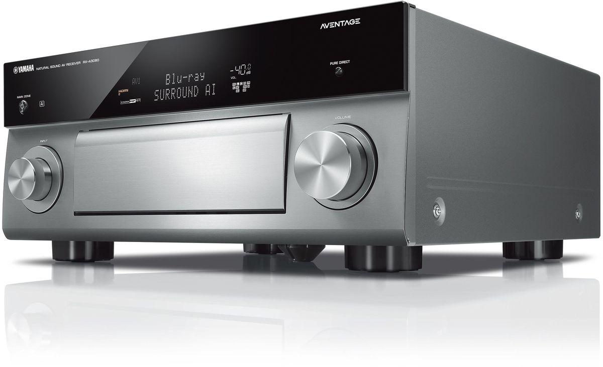 New AV receivers: Yamaha Aventage AV receivers - Son-Vidéo