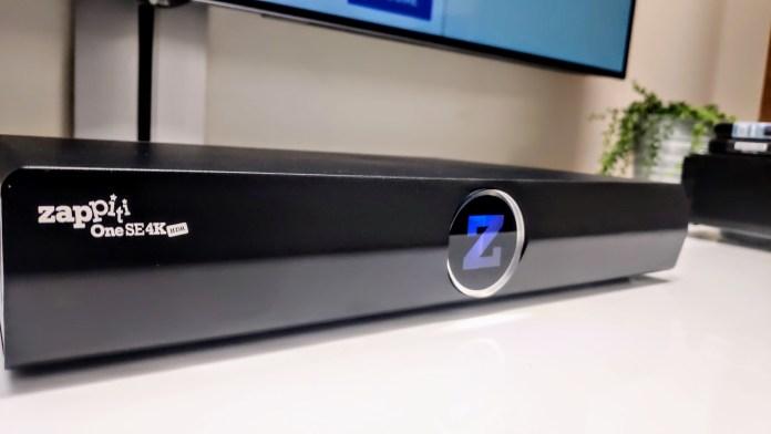 Review: Zappiti One SE 4K - Son-Vidéo com: blog