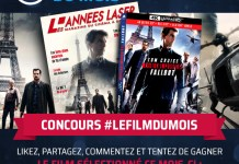 Film Du Mois Mission Impossible Fallout