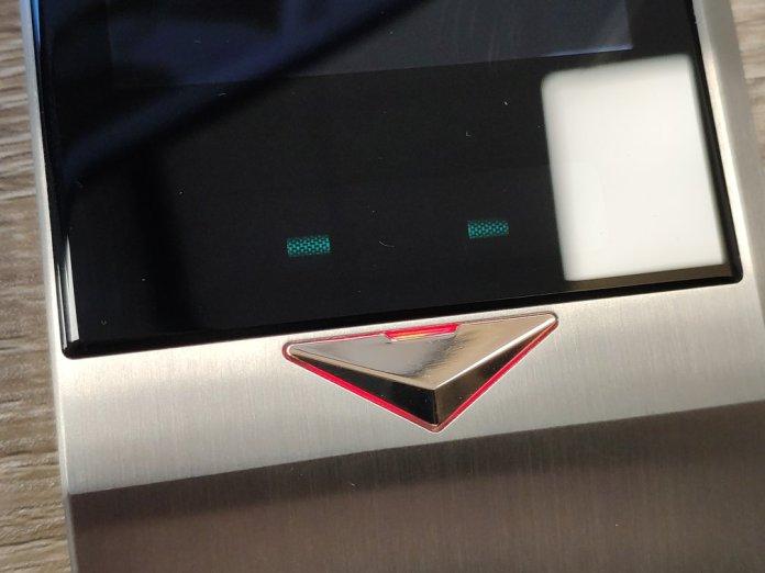 Le tube électronique du baladeur Cayin N8