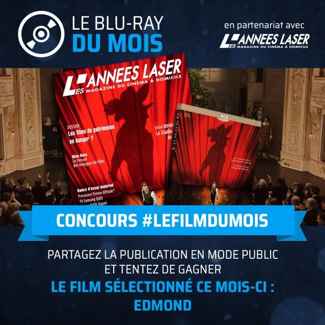 Test Blu-ray : Edmond