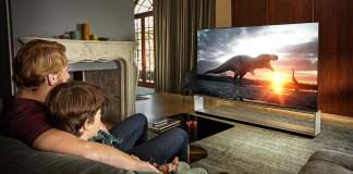 TV LG OLED 2020
