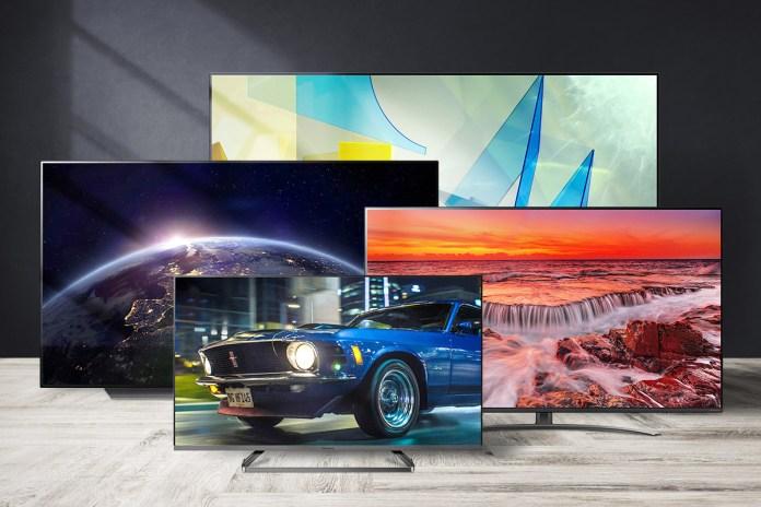 Comparatif TV 2021