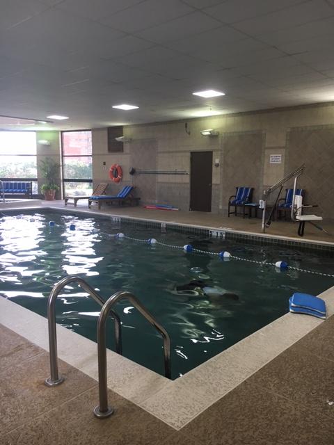 Royal Sonesta Harbor Court Baltimore pool