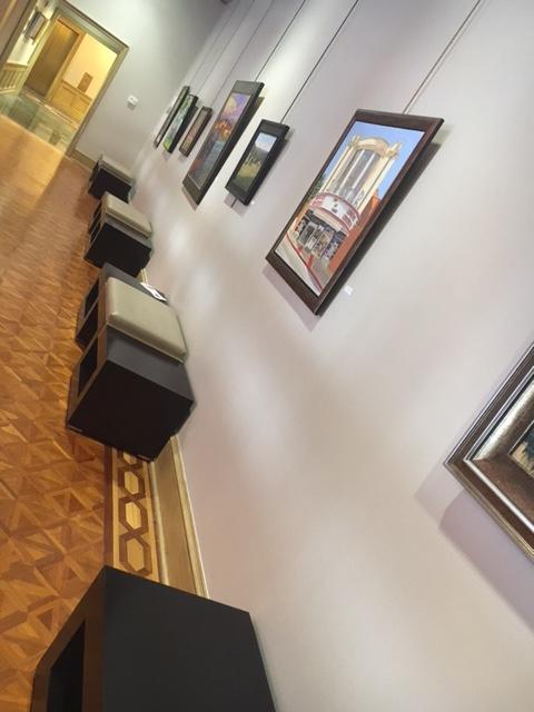 Baltimore art gallery