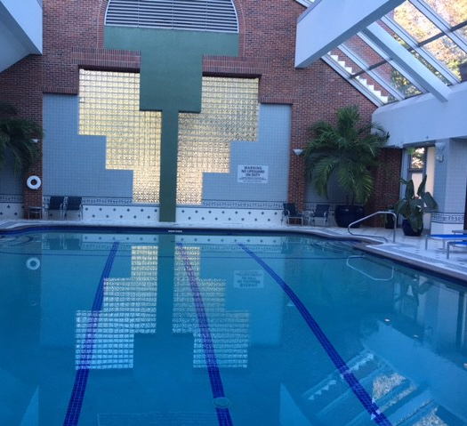 best hotel pools Boston