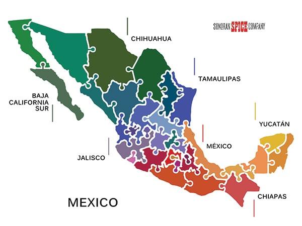 Mexico States | Sonoran Spice