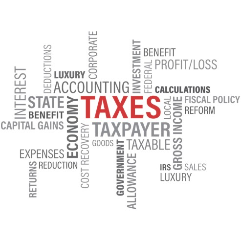 Tax - Claim Deductions
