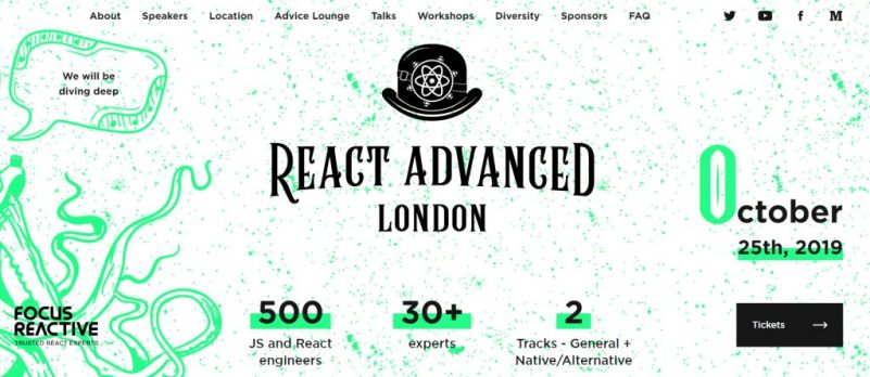 React Advanced London