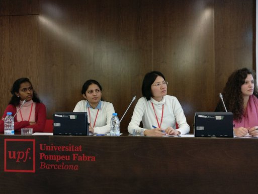 PhD researchers panel