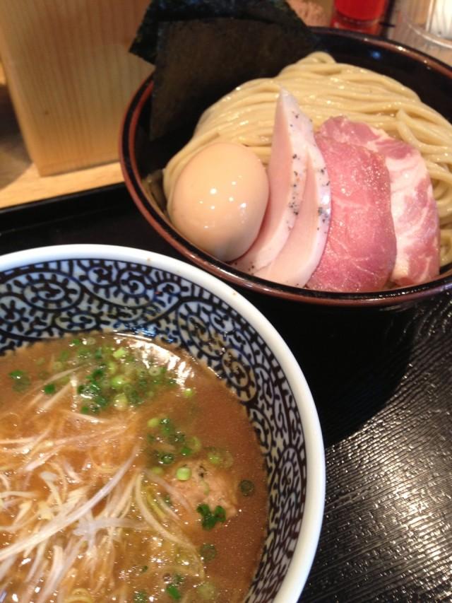 特製濃厚魚介つけ麺