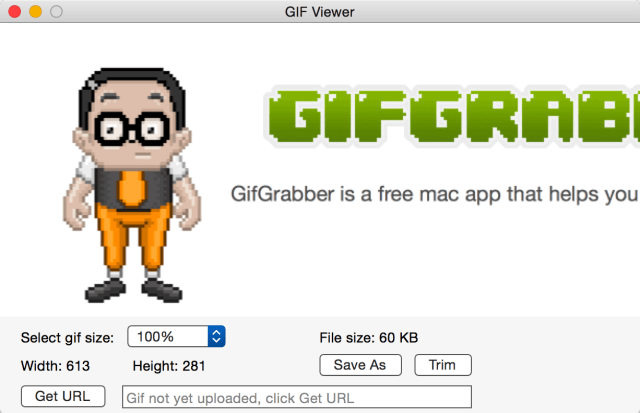 GifGrabber GIF Viewer