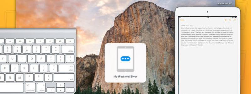 MacがiPhoneのキーボードになるTypeeto