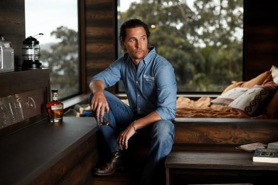 Unyoked Matthew McConaughey