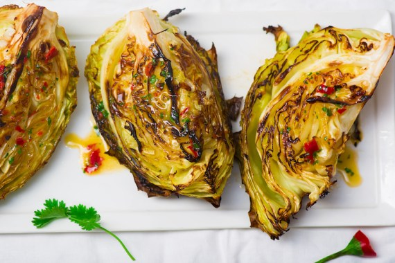 BBQ Cabbage
