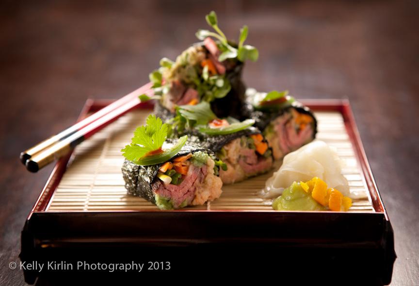 California Princess Roll Paleo Sushi Sousvide Supreme Blog
