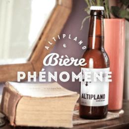 Altiplano, la bière bio française et certifiée sans gluten