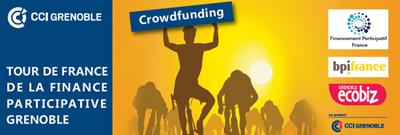 Tour de France de la finance participative à Grenoble