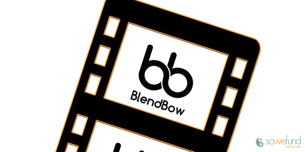 Vidéo de présentation de la start-up Blendbow