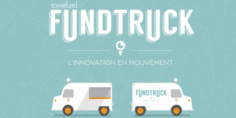 Le Fundtruck, LE concours dédié aux startups