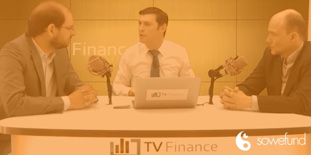Sowefund invité chez TV Finance