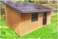 habitations financées grâce au soleil