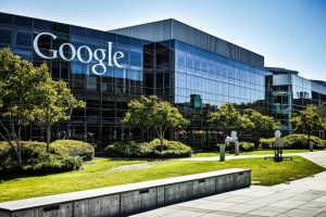 Le siège de Google