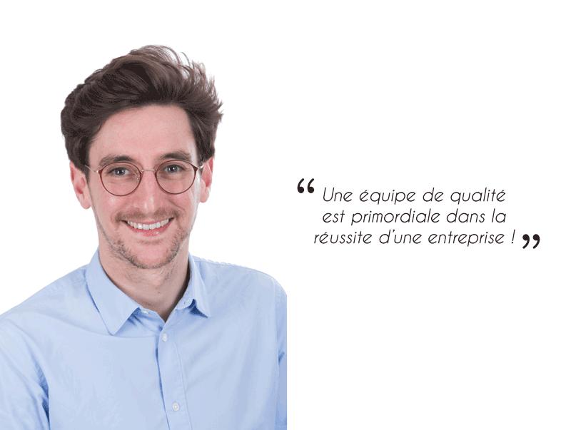 Qui est Antoine Dupont, co-fondateur et CEO d'Auxivia ?
