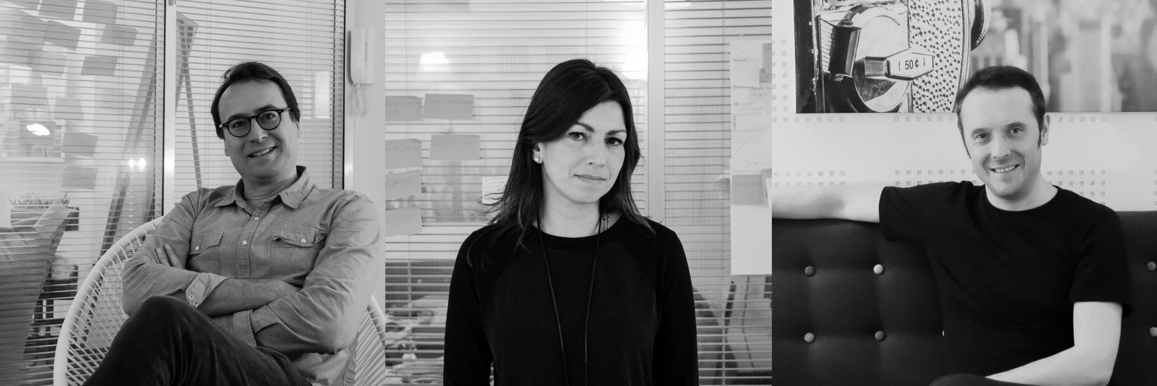 Portrait d'entrepreneurs : Yasmine Kouchnir, Maxime Kouchnir et Jean Barnezet, co-fondateurs de Fastlane Education
