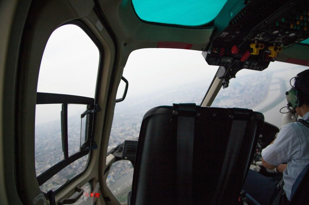 エクセル航空(パイロットさん)