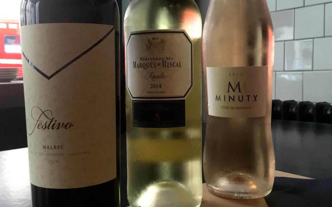 Les vins de l'été 2016 !