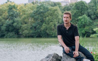 L'INTERVIEW BCBG AndreïAntipov