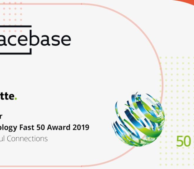 Spacebase wins Deloitte Tech Fast 50 Award!
