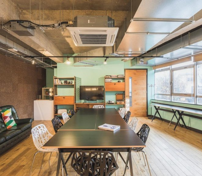 5 Cool Meeting Rooms in London