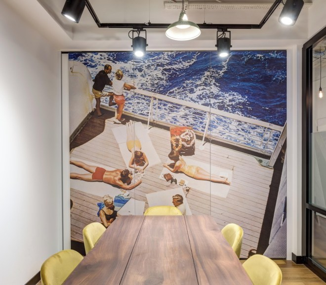 5 Creative Meeting Rooms in London
