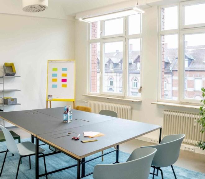 Raum Tipps für kreative Workshops