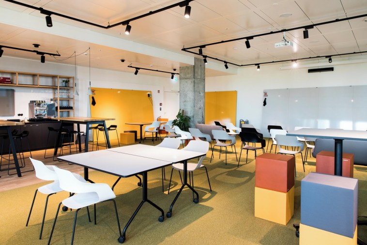 memox heller Raum für kreative Workshops in Frankfurt