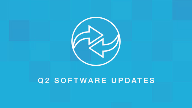 Top Software Updates for Q2 2016