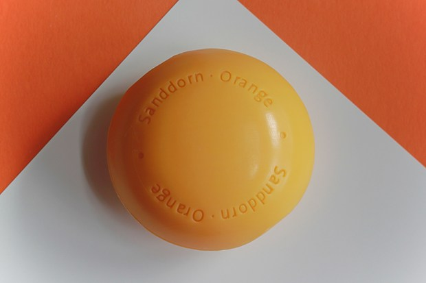 speick wellness soap sanddorn orange 2