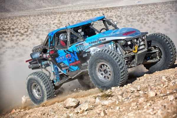Aussie Powered -- 2013 King of the Hammers