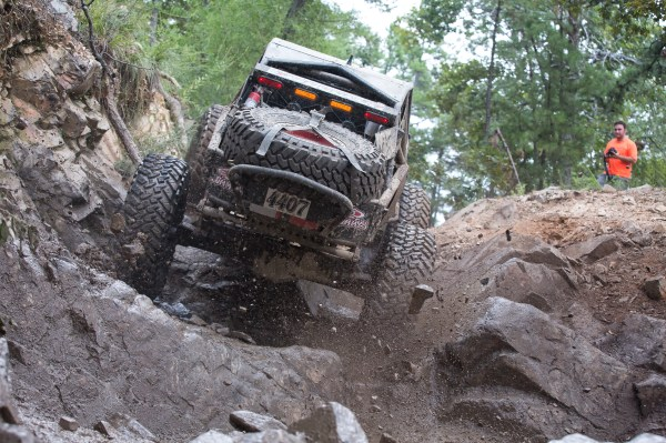 Excavating -- 2013 Ultra4s at Superlift