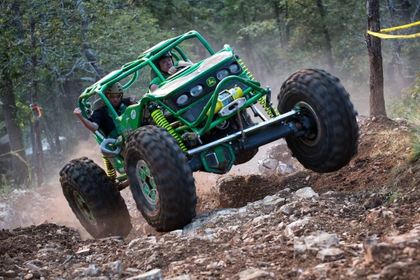 FACT: Fist Pumping Adds Horsepower -- 2013 Ultra4s at Superlift