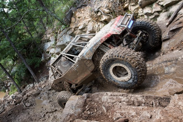 Traction Control -- 2013 Ultra4s at Superlift