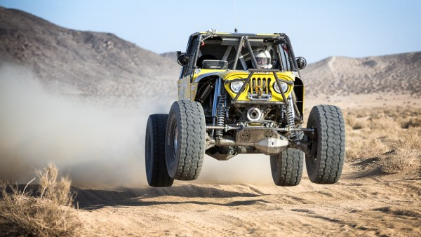 When Ultra4s Fly -- 2013 King of the Hammers